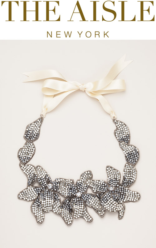 Suzanna Dai Monte Carlo necklace from The Aisle New York