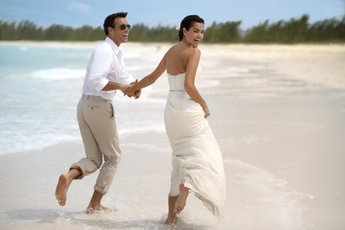 Beaches Turks and Caicos Resort with destination wedding packages from Martha Stewart Weddings