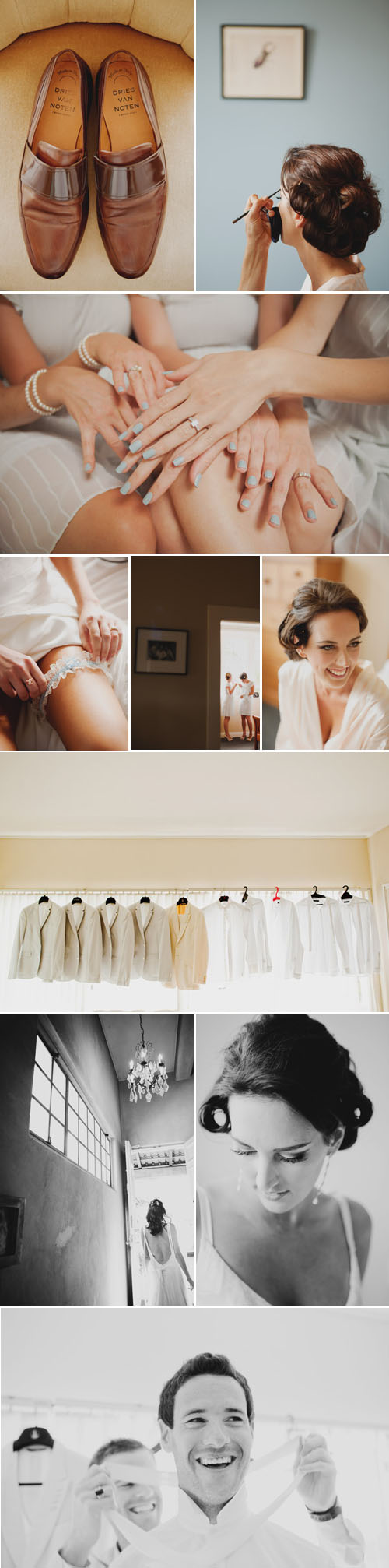 elegant vintage chic real wedding, Auckland, New Zealand, images by Kate McPherson
