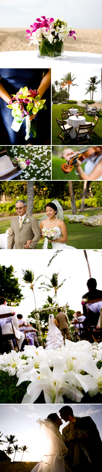 Hawaii destination wedding images by John and Joseph Photography