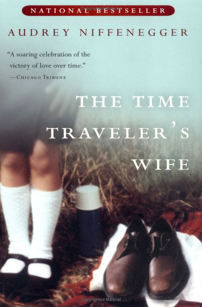 The Time Travellers Wife by Audrey Niffenegger