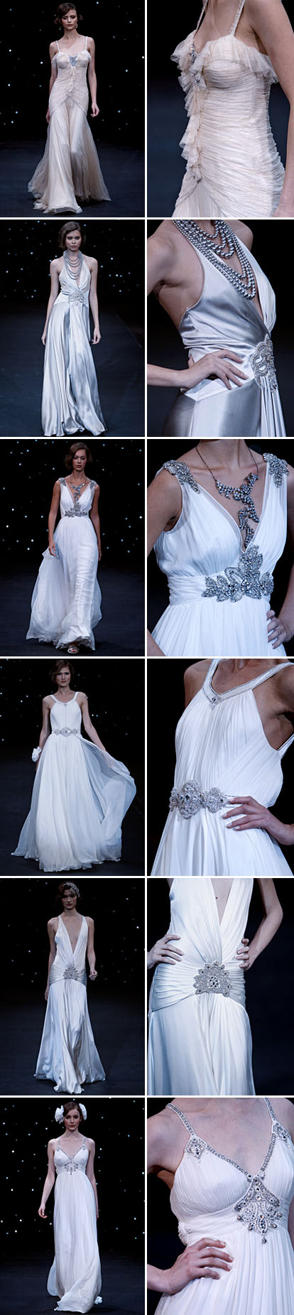 fall 09 wedding gowns from jenny packham