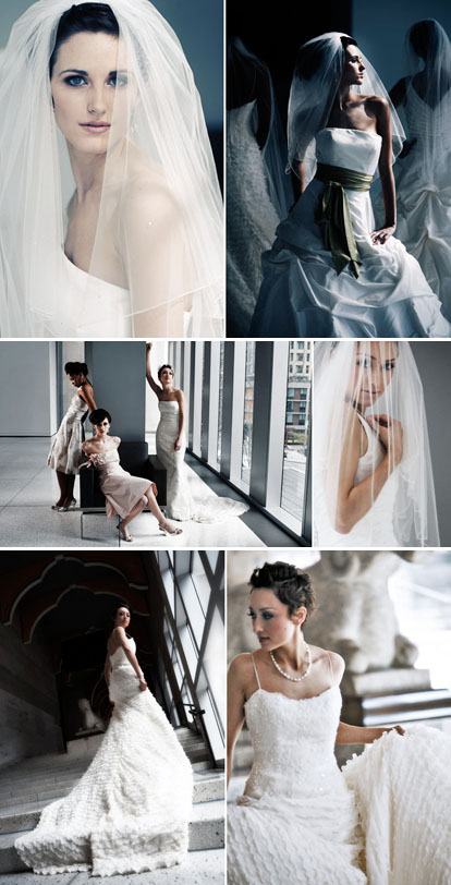 Luly Yang Couture at the Seattle Art Museum, images by John and Joseph Photography