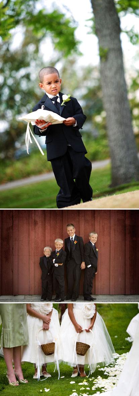 children in wedding ceremonies