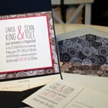 Seattle S Best Wedding Invitations Junebug Weddings
