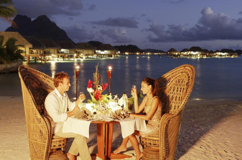 Bora Bora Pearl Resort Amp Spa Wedding Venue French