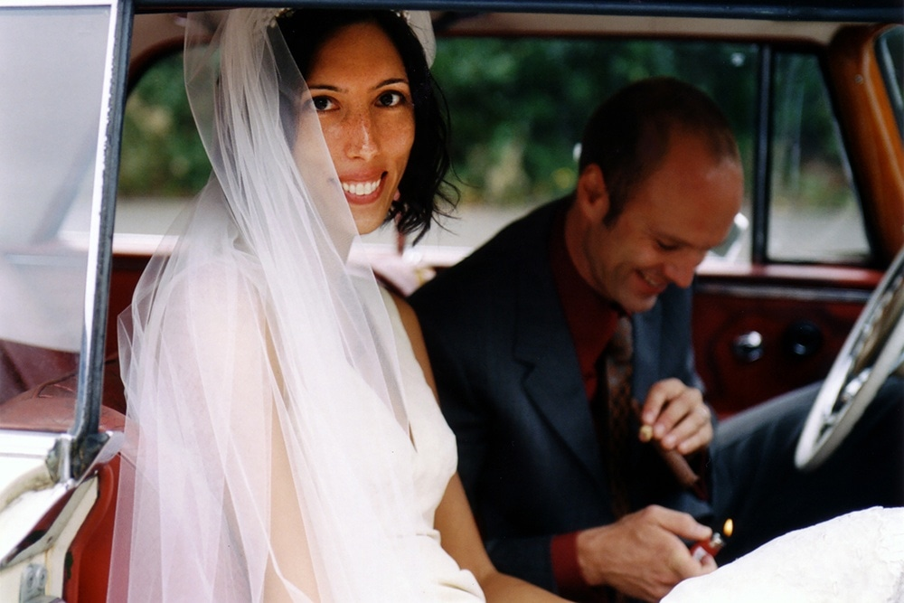 Bradley hanson wedding