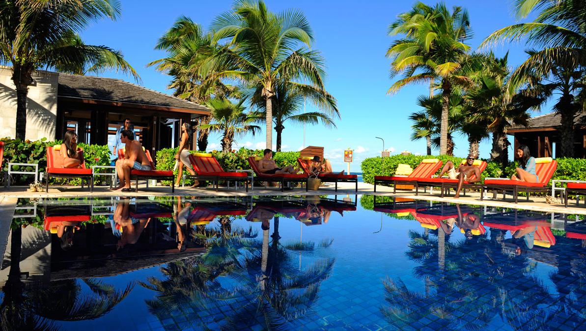 Cove Atlantis Wedding Venue The Caribbean And Bahamas Junebug Weddings