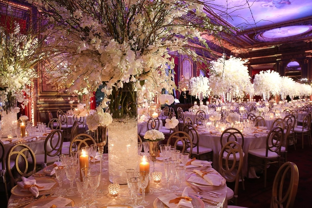 Cristina Verger Event Planning And Production Wedding