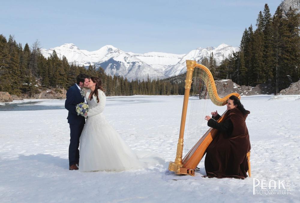 Elope In Banff Wedding Planner Alberta Canada