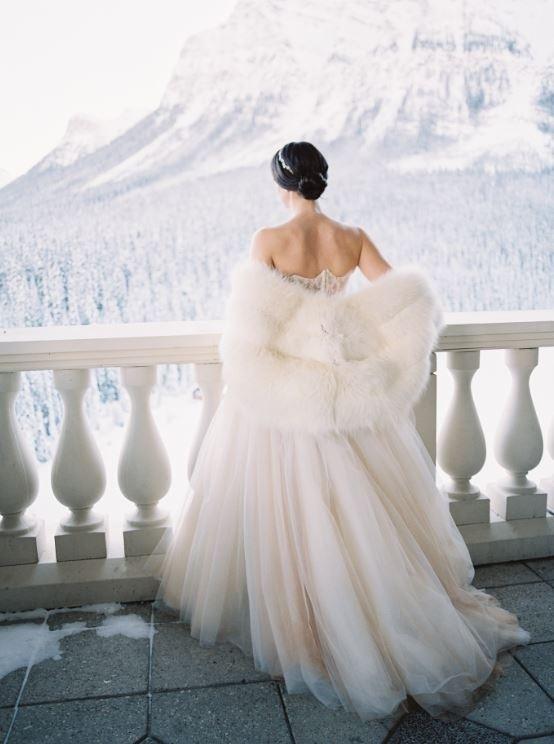 Fairmont Chateau Lake Louise Wedding Venue Alberta