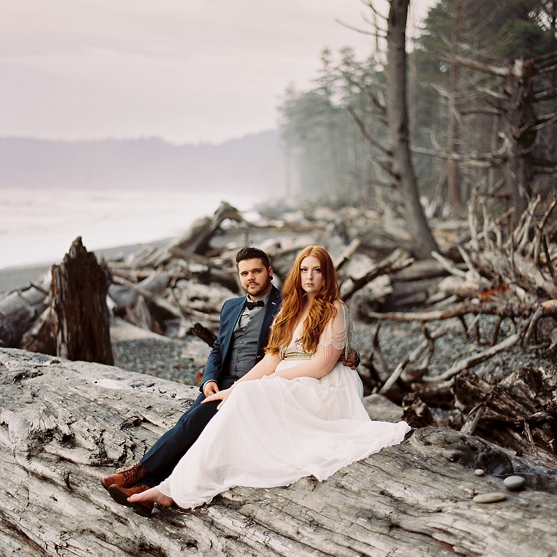Beach Wedding Venues Washington State: Ryan Flynn Photography