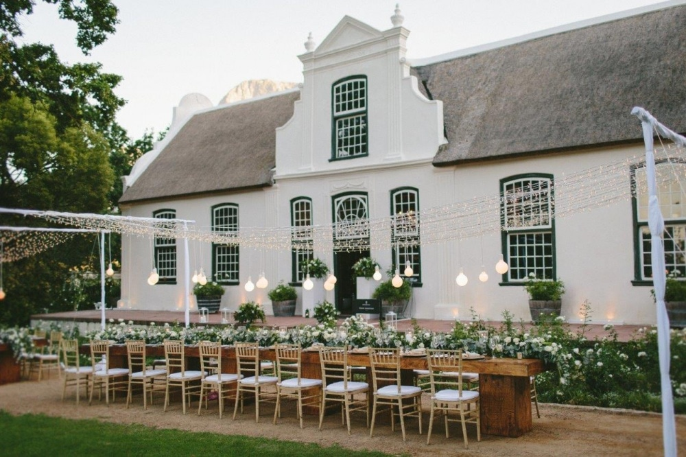 Wedding Concepts Planner Cape Town South Africa Junebug Weddings