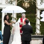 wedding ceremony - wedding photo by top South Carolina wedding photographer Leigh Webber