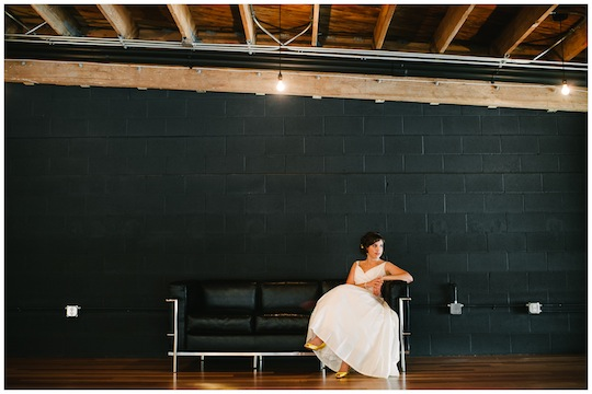 wedding photo by Aaron Courter Photography