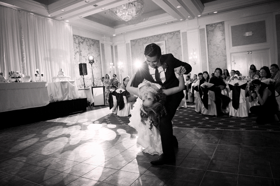 wedding photo by Derek Wong Photography