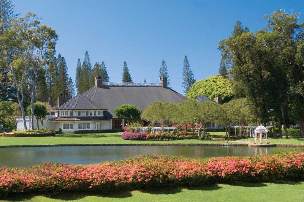 Four Seasons Lanai - Lodge at Koele