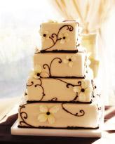 Delicious Renaissance Wdding Cakes