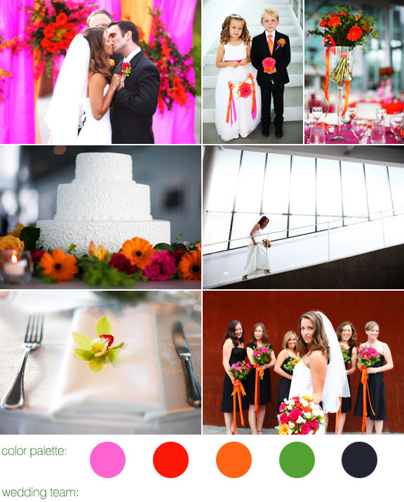 Real Weddings, Real Wedding, Seattle, GH Kim Photography