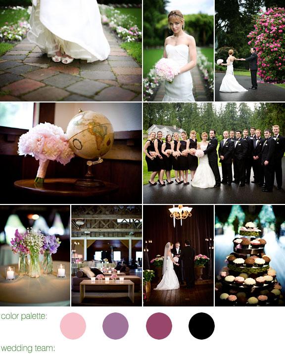 Junebug Real Weddings: Real Seattle Wedding At Carnation Farm By Jasmine Star
