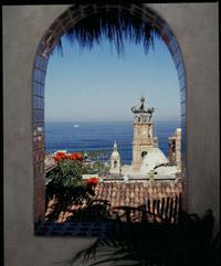 Hacienda San Angel, Puerto Vallarta, Mexico honeymoon location