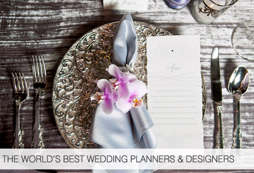 The World's Best Wedding Planners & Designers Hotlist - photo by Callaway Gable Photography