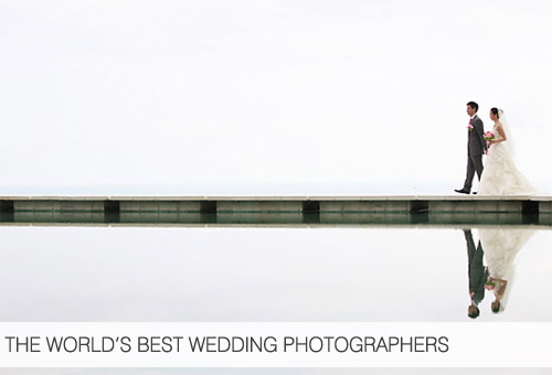 The World's Best Wedding Photographers Hotlist - photo by Chris+Lynn Photographers
