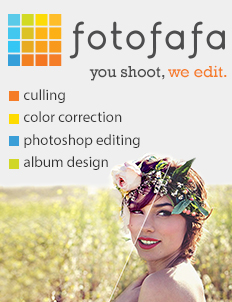Expert photo editing from the experts at fotofafa