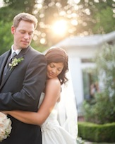 Lovely wedding photo from Spindle Photography - top Alabama wedding photographer