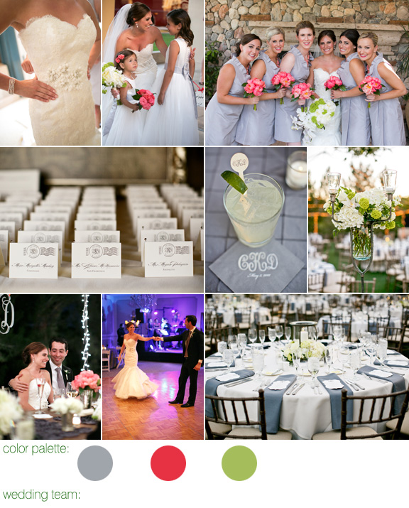 Wedding at Paradise Valley Country Club in Paradise Valley, Arizona with Photos by Jennifer Bowen Photography