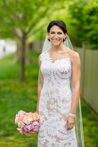Garden Wedding at Inn at Windmill Lane, New York, Photos by Jonathan Young Weddings