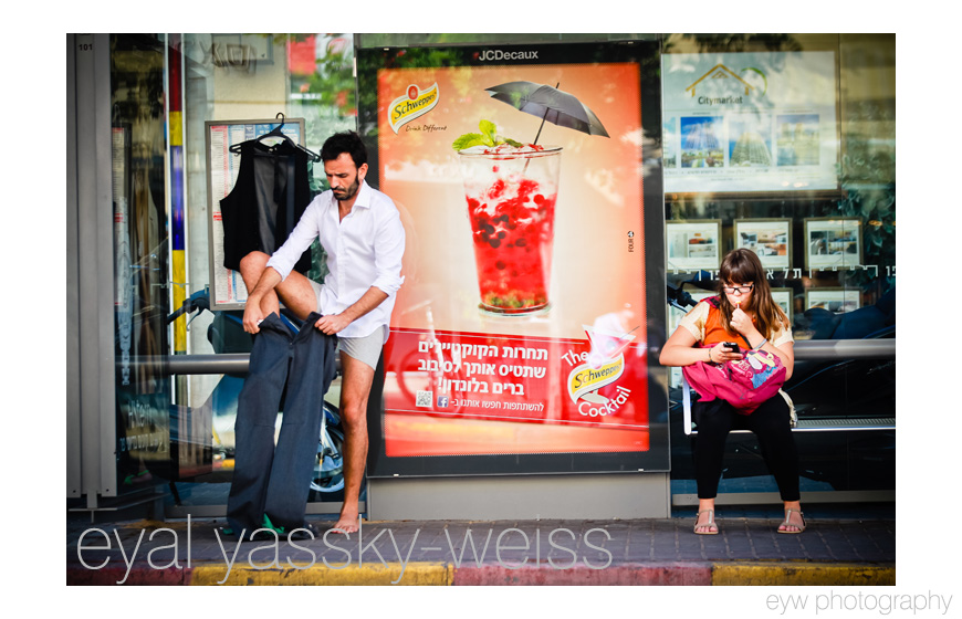Best photo of 2012 - Eyal Yasky-Weiss of EYW photography - Israel based wedding photographer