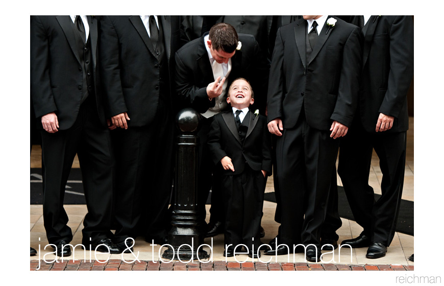Best photo of 2012 - Jamie and Todd Reichman of REICHMAN - Georgia based wedding photographers
