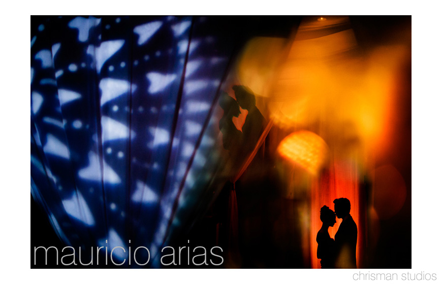 Best photo of 2012 - Mauricio Arias of Chrisman Studios - California and destination wedding photographers