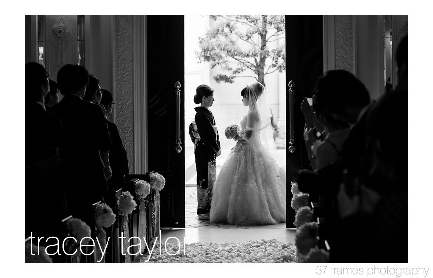 Best photo of 2012 - Tracey Taylor of 37 Frames Photography -  Japan based destination wedding photographer