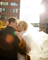 romantic wedding photo by New York based wedding photographer Image Singuliere