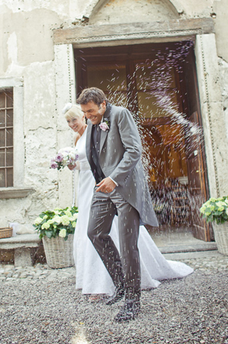 natural and romantic wedding in Italy with photos by Daniele Del Castillo