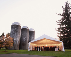timeless and French-inspired wedding at Private Estate, Photos by Michele M. Waite Photography
