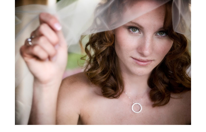 beautiful bride photo, J. Garner Studios