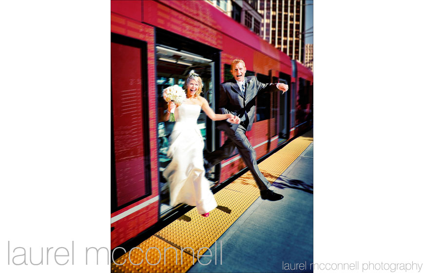 The best wedding photos of 2009, image by Laurel McConnell Photography
