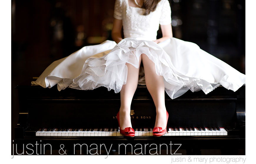 The best wedding photos of 2009, image by Justin and Mary Photography