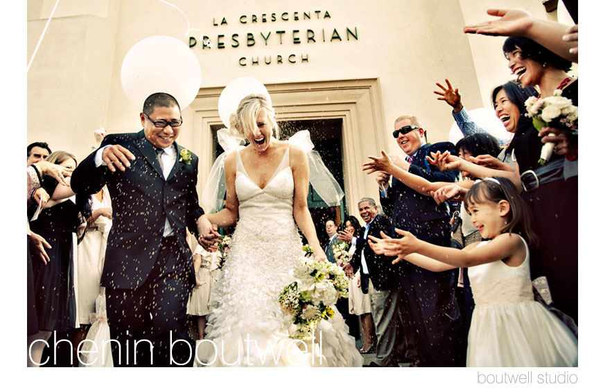 The best wedding photos of 2009, image by Boutwell Studio