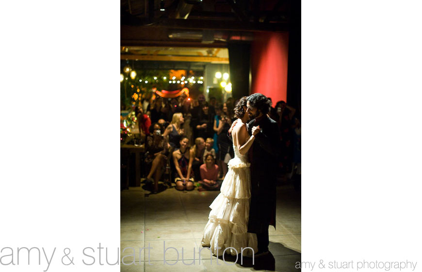 The best wedding photos of 2009, image by Amy and Stuart Photography