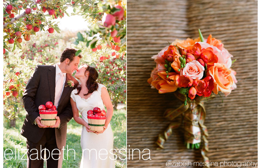 The best wedding photos of 2009, image by Elizabeth Messina Photography