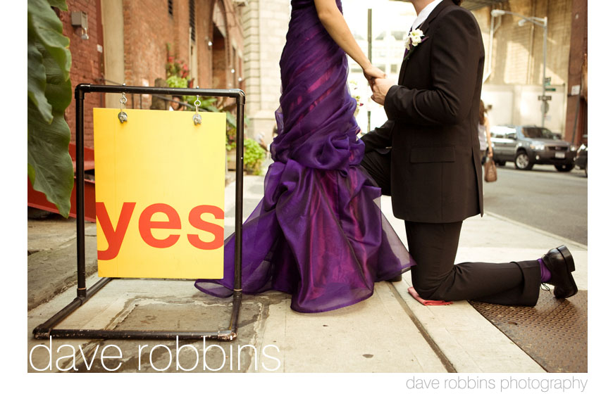 The best wedding photos of 2009, image by Dave Robbins Photography