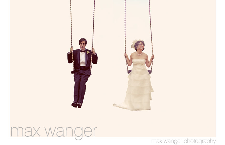 The best wedding photos of 2009, image by Max Wanger Photography