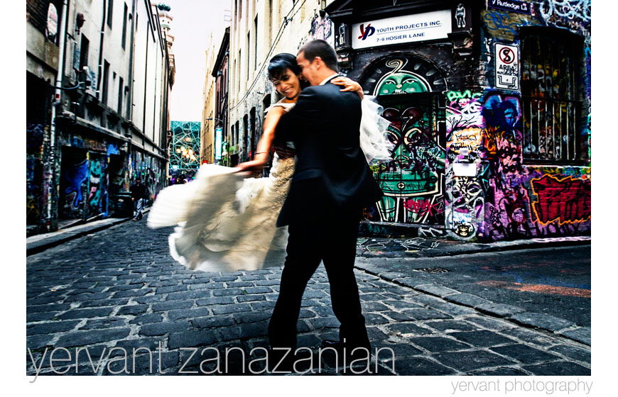 The best wedding photos of 2009, image by Yervant Photography