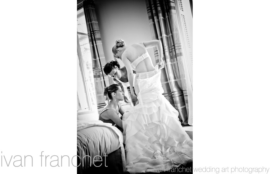 The best wedding photos of 2009, image by Ivan Frachet Wedding Art Photography