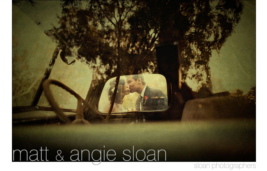 The best wedding photos of 2009, image by Sloan Photographers