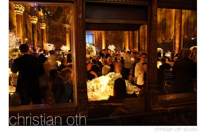 The best wedding photos of 2009, image by Christian Oth Studio